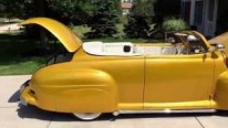1946 Ford Custom Built Hot Rod is the Sweetest Hot Rod Ever!
