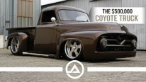1955 Ford F100 Truck Goes Through Incredible Transformation and Costs $500,000