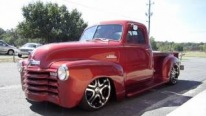 A True American Classic: 1953 Chevrolet 3100 Pickup Truck Full Dept Tour