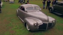 Custom Built 1941 Chevy Professionally Chopped and Slammed to the Ground