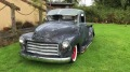 """Killer"" 1952 GMC V8 Powered Rat Rod Truck with Air Suspension is Ones of the Sickest Rat Rods Ever!"