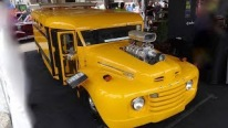 Exceptionally Cool 1949 Ford F-6 School Bus is Gonna Make You Want to Turn Back to Your School Years!