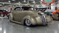 1937 Ford Coupe Phantom Custom Took 10,000 Hours to Be Completed and It's Worthwhile!