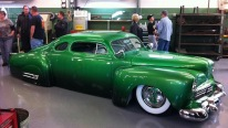 An Automobile That You'll Fall in Love: Voodoo Idol Lead Sled by Custom Genius Voodoo Larry Grobe
