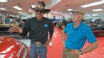 The King's Collection: World-Famous NASCAR Driver Richard Petty's Fascinating Car Collection