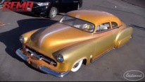 "Gene Winfield's 1952 Chevrolet ""Desert Sunset"" with Too Many Custom Touches That Make it Look Absolutely Perfect"