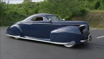Rob Ida Concept's Custom 1940 Chopped Mercury Is the Product of Pure Art!