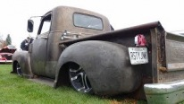 How to Make Chevy Pickup Cooler Than Ever:? Turn It into a Rat Rod!