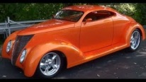 1937 Ford Five Window Street Rod Has Never Ever Been Sat in or Driven!