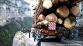 Mission Not Impossible but Extreme: Driving an Overloaded Logging Truck Through an Incredibly Narrow Road