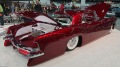 """Scarlet Lady"": 1956 Lincoln Continental by Ryan's Rods and Kustoms is the Great Eight Winner at 2018 Detroit Autorama"