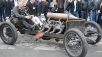 Darracq's 1905 Twin 4-Cylinder 200Hp Engine Bears Great Importance for Automotive Industry