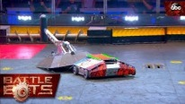The World's Only Professional and Largest Robot Fighting Sport BattleBots: Lucky vs. Beta