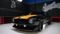 "Richard ""King"" Perry's 1969 Camaro by West Coast Customs of California"