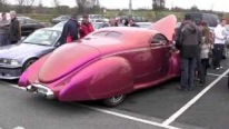 Stunning Work of Art: 1938 Lincoln Zephyr with Enchanting Paintjob