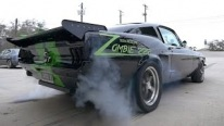 Zombie 222: Record-Braking All-Electric 1968 Mustang Fastback is the Fastest Electric Vehicle