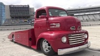 There's No Way to Dislike This 1950 Ford F6 Custom Built COE Street Rod!