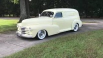 1948 Chevy Sedan is the Indicator Why Chevrolet is So Popular!