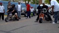 Back Off! Super Fast Mini Bikes of Detroit Are Here!