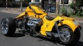 Chevy 502ci V8 Powered Boss Hoss Trike Has the Biggest Engine Ever Put on a Motorcycle