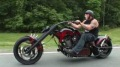 Bad Guy Themed Chopper: Custom Bike Shop Orange County Choppers Performs Miracles with Metal