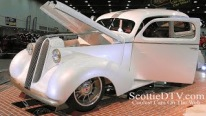 "1936 Pontiac Street Rod ""Pindian"" İs the Winner of Great Eight"