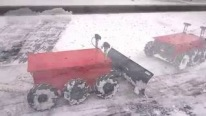 Brilliant R/C Snow Plow Cleans the Driveway in Just Five Minutes