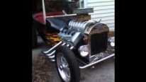 Ford Model T Go Kart Looks Like a Real Hot Rod with Its Every Single Detail