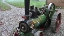 4 Inch Scale Foster Steam Traction Engine is Gonna Make You Say Wow!
