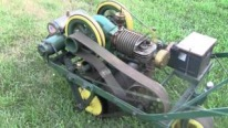 Built to Last: 1923 Lawn Mower Still Works Like a Boss