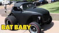 Convertible Volkswagen Beetle Custom Built by a 84-Years-Old Grandpa is Gonna Blow Your Mind