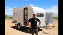 Get a Travel Trailer and Hit the Road to Freedom: How to Build Your Own Travel Trailer