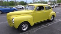 1941 Plymouth Pro Street Rod is the Perfect Classic All Lovers Would Like to Have One!