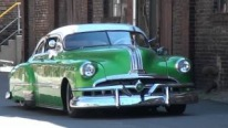 Custom Built Top Chopped 1951 Pontiac Probably the Best Custom You've Seen Lately!