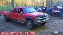 Big Block Chevy Dually Powered Truck Ruined by Its Driver!