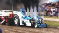 The World's Baddest Tractor Puller Gonna Blow Your Mind