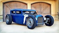 1931 Ford Model A Sedan Restoration Gone Literally Perfect!