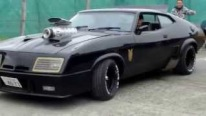 Iconic Mad Max Interceptor is a Living Legend!