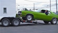 1974 Plymouth Cuda Runs On 408 Stroker 360 Engine That Hit 596Hp at the Crank!