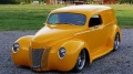 1940 Ford Sedan Hot Rod Build Project End Up in Complete Satisfaction!