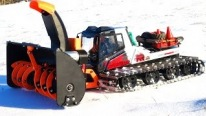 R/C at Its Best: 3D Printed Snow Blower Performs an Impressive Show!