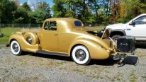 1938 Packard Gentlemen's Coupe: Are You Lucky Enough to Inherit a True American Classic?