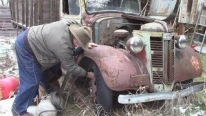 Will 1938 GMC Flathead Truck That Sit For 10 Years Start Again?