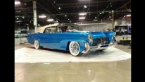 "Maybellene: 1958 Continental Mark III Convertible Custom is ""Art"""