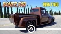 1956 Ford F100 Built by the Country's One of the Best Customs Shops Bones Fab