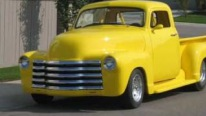 1952 Fully Custom Chevy Blown Pro Street Pickup Truck Gonna Make You Buy a Pickup