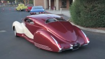Elite Gentleman Tells About 1939 Lincoln Zephyr Hot Rod of the Blackhawk Museum