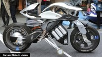 Yamaha MOTOROiD: New Generation Motorcycle that Interacts with the Rider