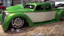 """Brutally Sexy"": Cummins Powered 1936 Chevrolet Sedan"