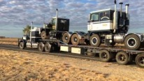 12V71 Detroit Powered KW Road Train Sounds Better Than a Lamborghini